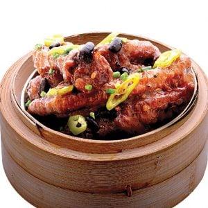 Frozen Cooked Chicken Feet (20pcs)